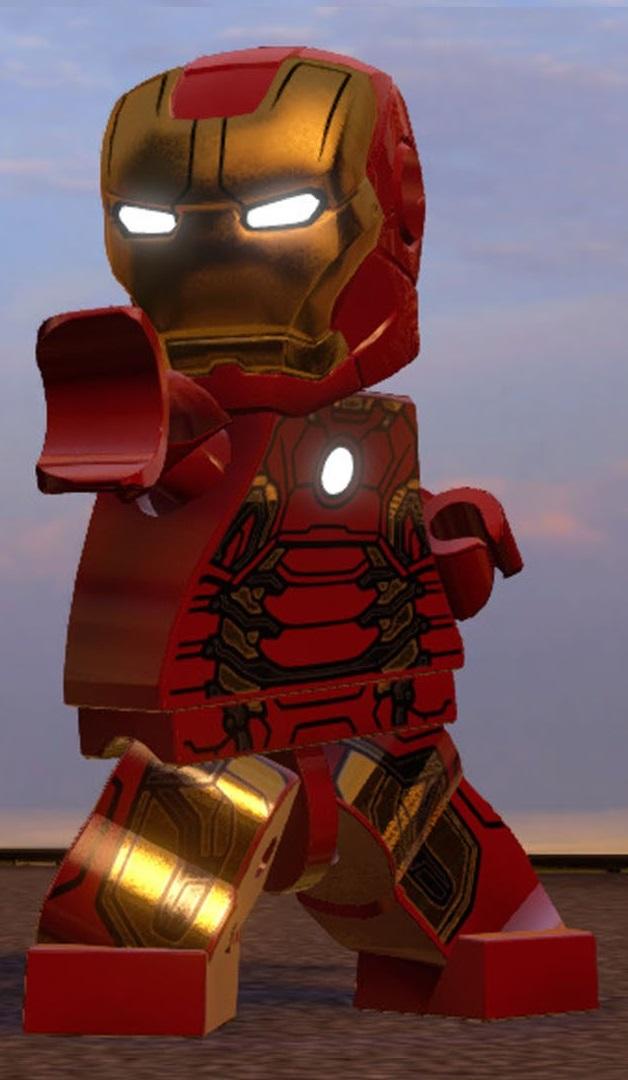 Iron Man Mk 43