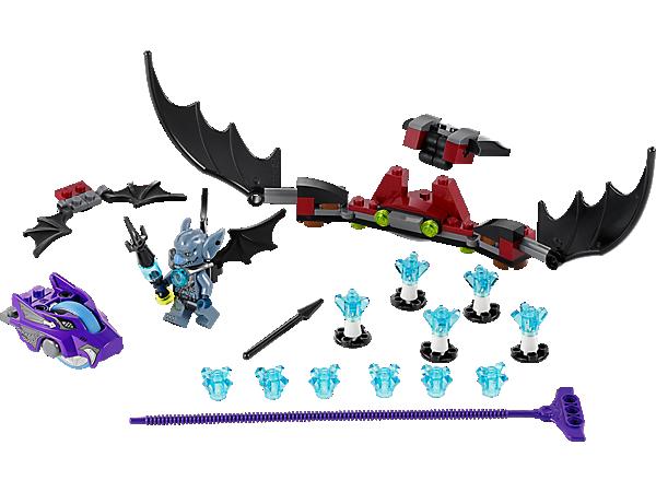 70137 l 39 attaque chauve souris wiki lego fandom powered - Chima saison 2 ...