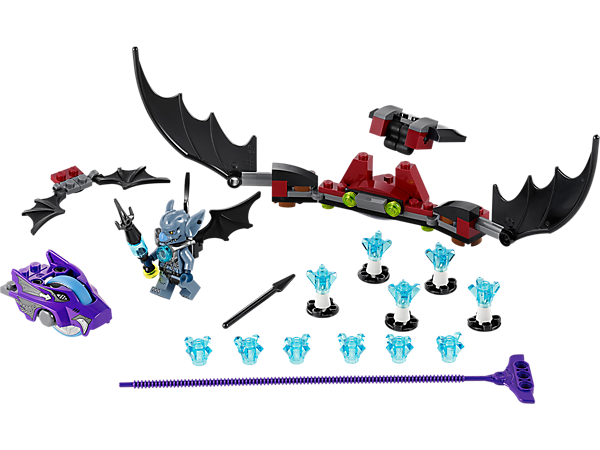 70137 l 39 attaque chauve souris wiki lego fandom powered - Lego chima saison 2 ...