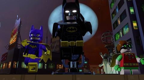 LEGO Dimensions LEGO Batman Movie Gameplay Trailer