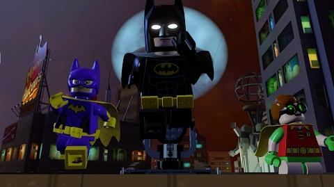 LEGO Dimensions LEGO Batman Movie Gameplay Trailer