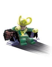 LMSH Loki Alternate Cover
