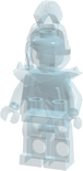 The Last Hero Blue Hologram
