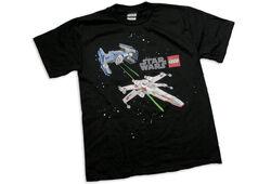 TS43 Star Wars Classic Battle T-Shirt