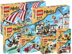 K6243-Big Pirates Collection