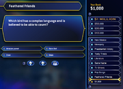 Who Wants to be a Millionaire Gameplay -1