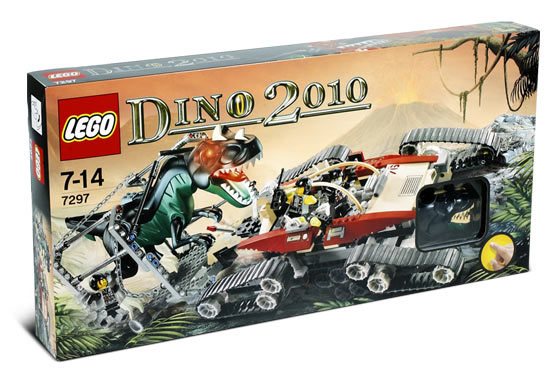 how to play as customized dino in lego jurrasic world