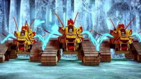 LEGO® CHIMA™ Trailer 4 Season 2 HD 2014