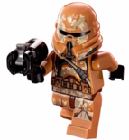 Lego Geonosian Trooper (Phase II)