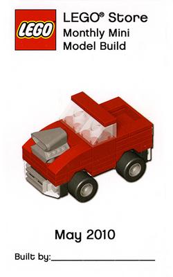 MMMB024 Truck