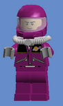 Purple Miner Captain
