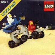 6871 Star-Patrol Launcher