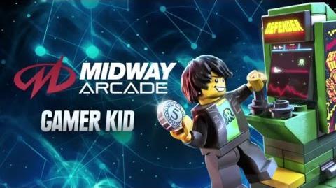 Character Spotlight Gamer Kid LEGO Dimensions