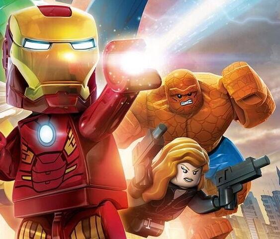 File:Iron man black widow and thing.jpg