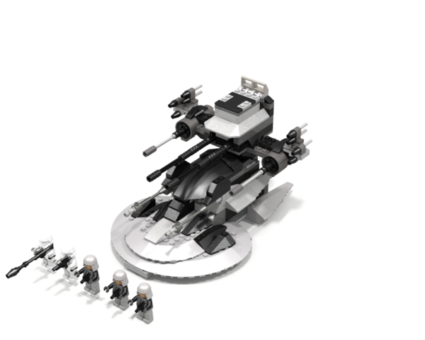 File:Imperial assault tank iat set ldd to pov ray by jesse220-d7zixip.png