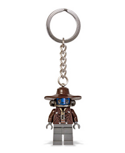 Cad Bane Key Chain