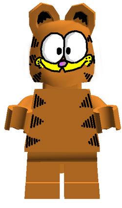 LEGO Garfield