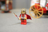 LEGO Toy Fair - Kingdoms - 7188 King's Carriage Ambush - 10