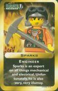 Sparkscard