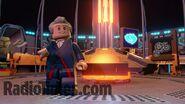 Lego Peter Capaldi's Tardis