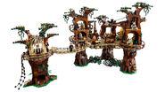 Ewok village not box