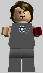 Tony Stark (With Gauntlet)