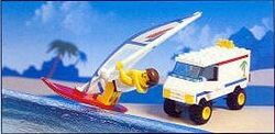 1791 Windsurfer & Van