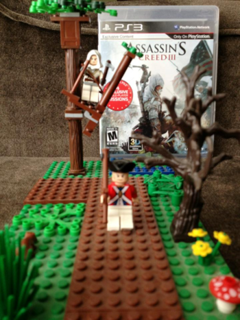 Lego assassin's creed 3