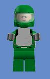 Green Mech-Pilot Rookie