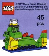 Annapolis LEGO Store Grand Opening Set