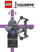 Custom Hawkeye Poster