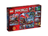 Lego Ninjago Final Flight of Destiny's Bounty 2