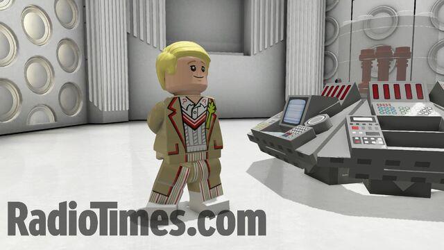 File:Lego Peter Davidson's Tardis.jpg