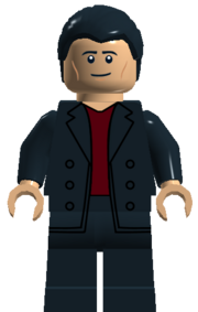 Ninth Doctor (Red Shirt)