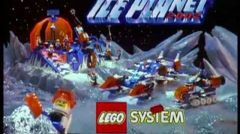 Ice Planet 2002 - Lego System - TV Toy Commercial - TV Spot - TV Ad - 1993