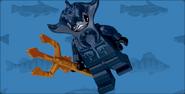 Manta warrior