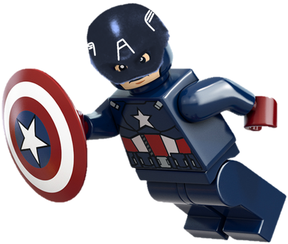 File:Lego Captain America.png
