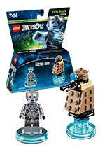 File:Lego Dalek and Cyberman.jpg