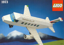 1973 Emirates Airliner