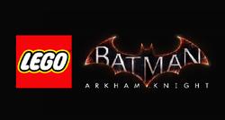 Lego arkham logo