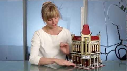 LEGO 10232- Palace Cinema Official Video!
