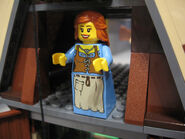 LEGO Toy Fair - Kingdoms - 7189 Mill Village Raid - 23