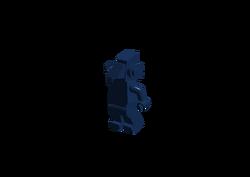 Blue sealien