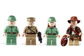 7626 Minifigures