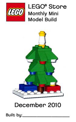 MMMB032 Christmas Tree