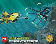 Aqua raiders wallpaper3