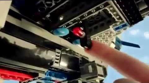 Lego Marvel Super Heroes Commercial