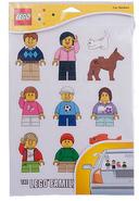 Minifigure Stickers 2