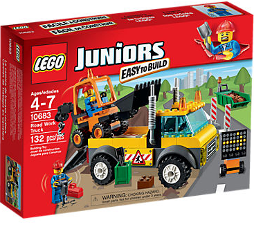 File:LEGO City Juniors Road Work Truck.png