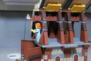 LEGO Toy Fair - Kingdoms - 7189 Mill Village Raid - 25